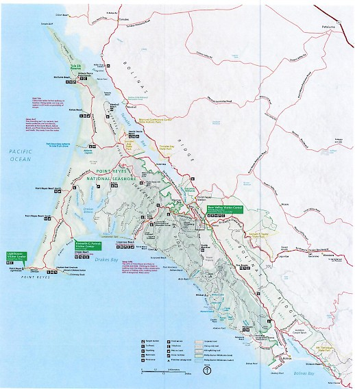 Bodega Bay Map Maps   Home   Tomales Bay Resort 2019 | Inverness, Marin County